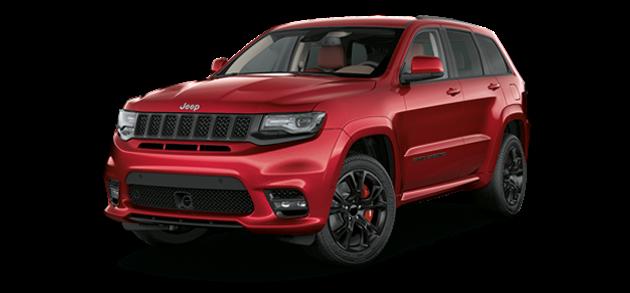 Jeep Grand Cherokee SRT price